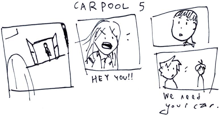 Carpool 5