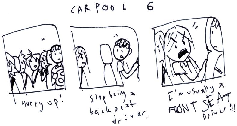 Carpool 6