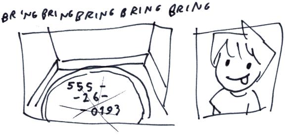 Bring Bring Bring Bring Bring