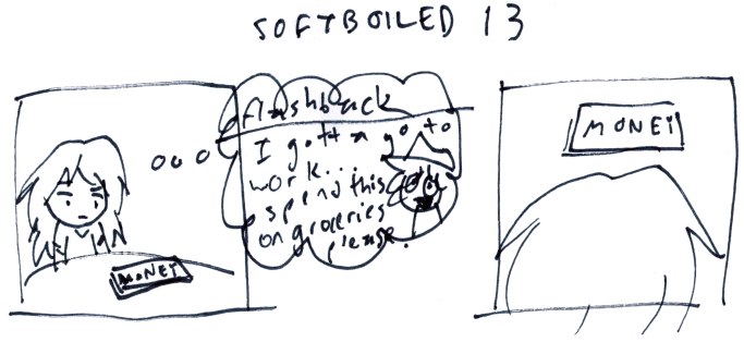 Softboiled 13