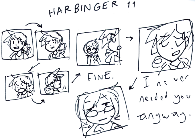 Harbinger 11