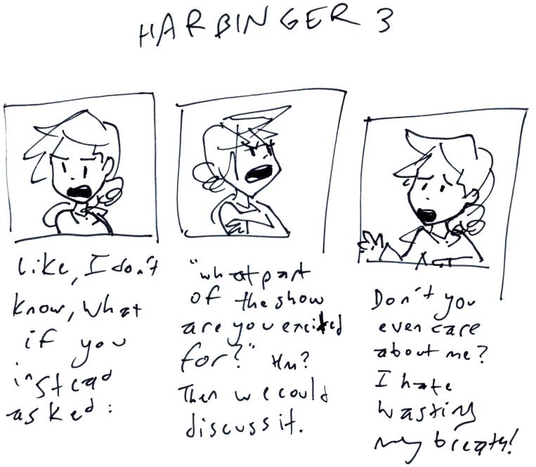 Harbinger 3