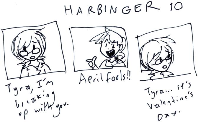 Harbinger 10