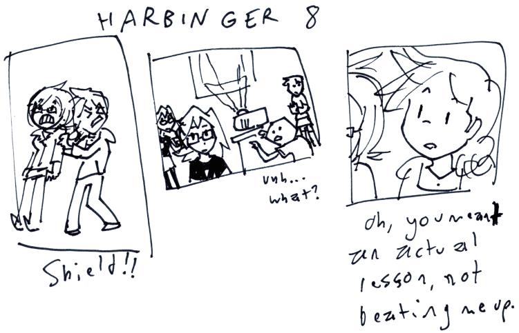 Harbinger 8
