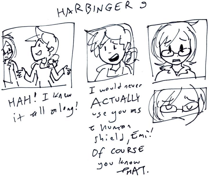 Harbinger 9