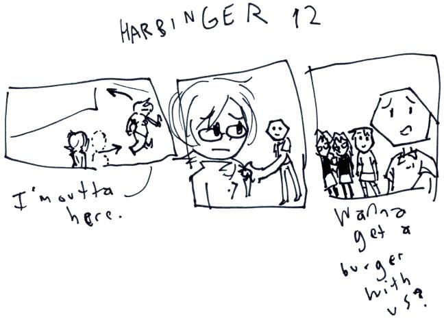 Harbinger 12