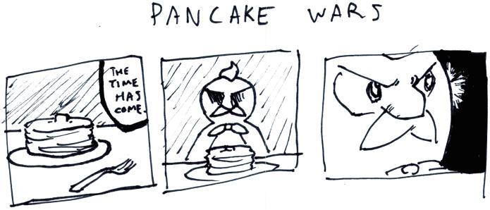 Pancake Wars