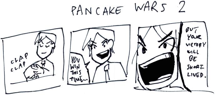 Pancake Wars 2