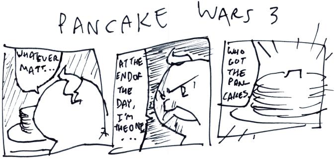 Pancake Wars 3
