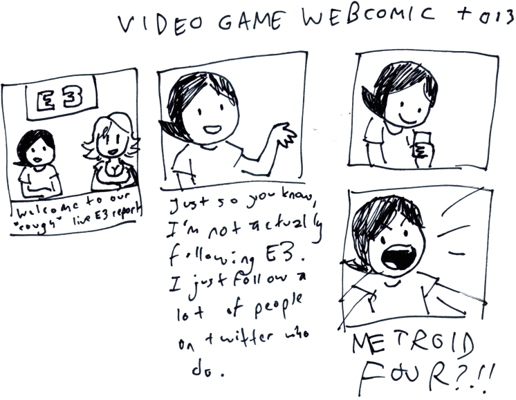Video Game Webcomic+ 013