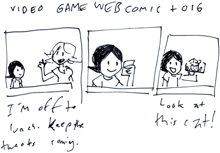 Video Game Webcomic+ 016