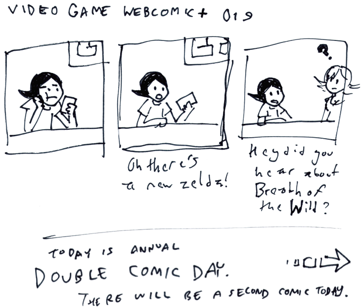 Video Game Webcomic+ 019