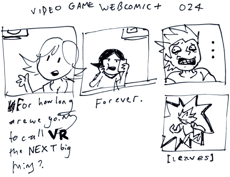 Video Game Webcomic+ 024
