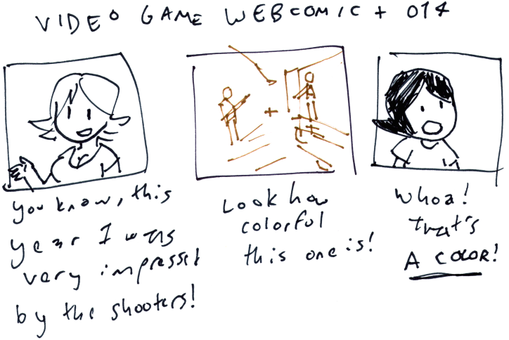 Video Game Webcomic+ 014