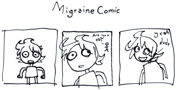 Migraine Comic
