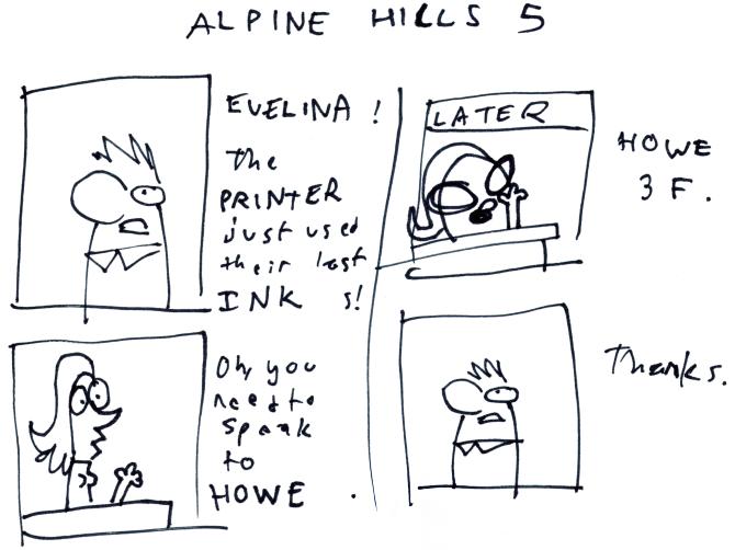 Alpine Hills 5