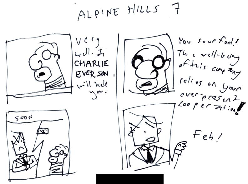 Alpine Hills 7