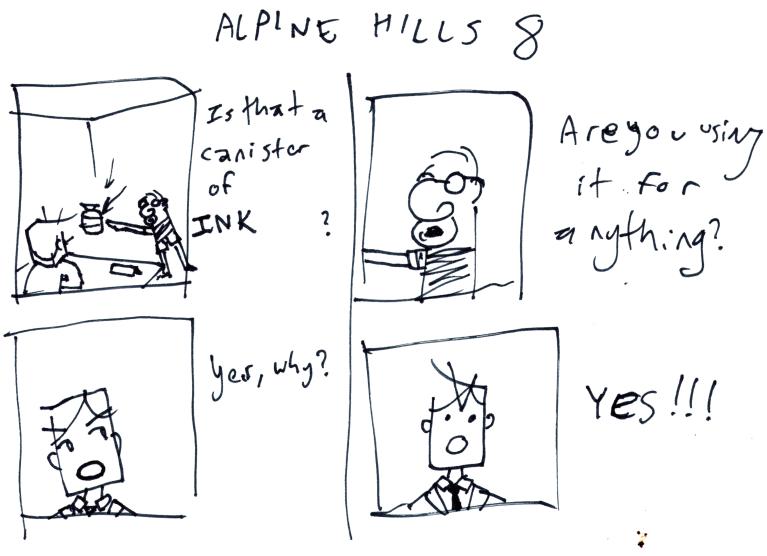 Alpine Hills 8