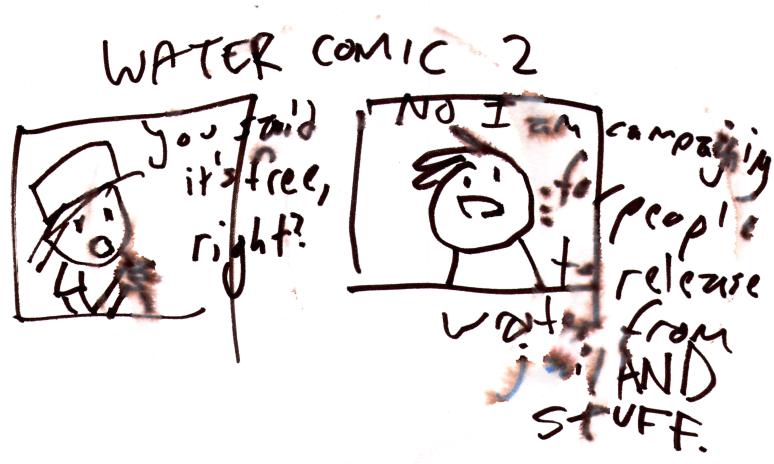 Water Comic 2