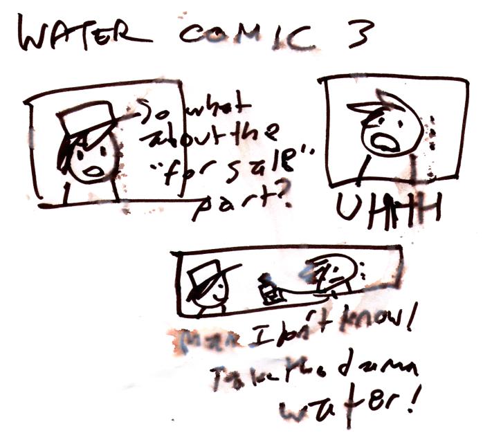 Water Comic 3