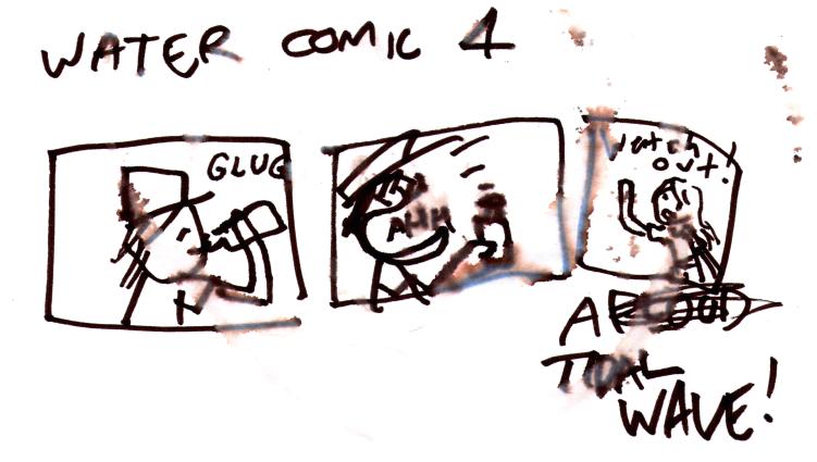 Water Comic 4