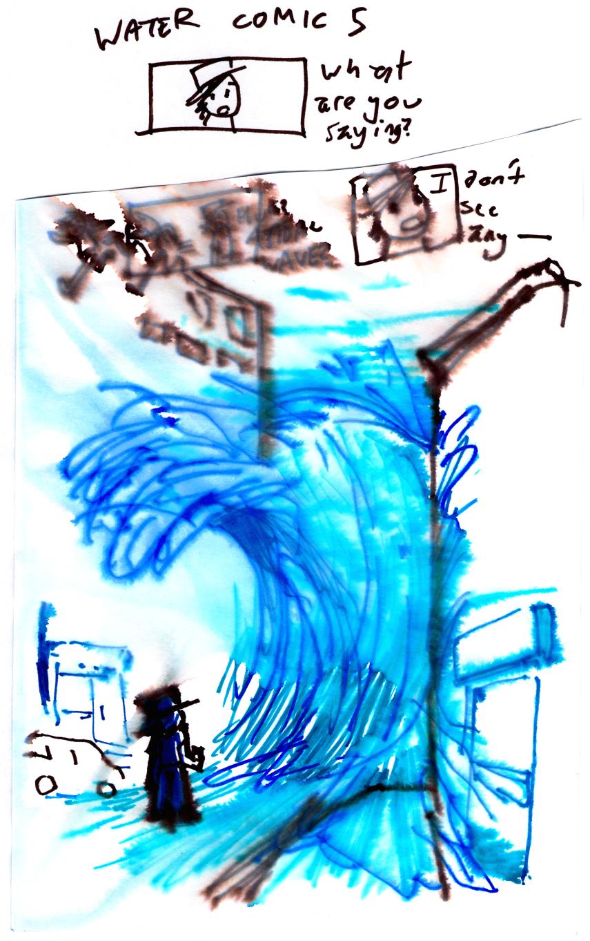 Water Comic 5