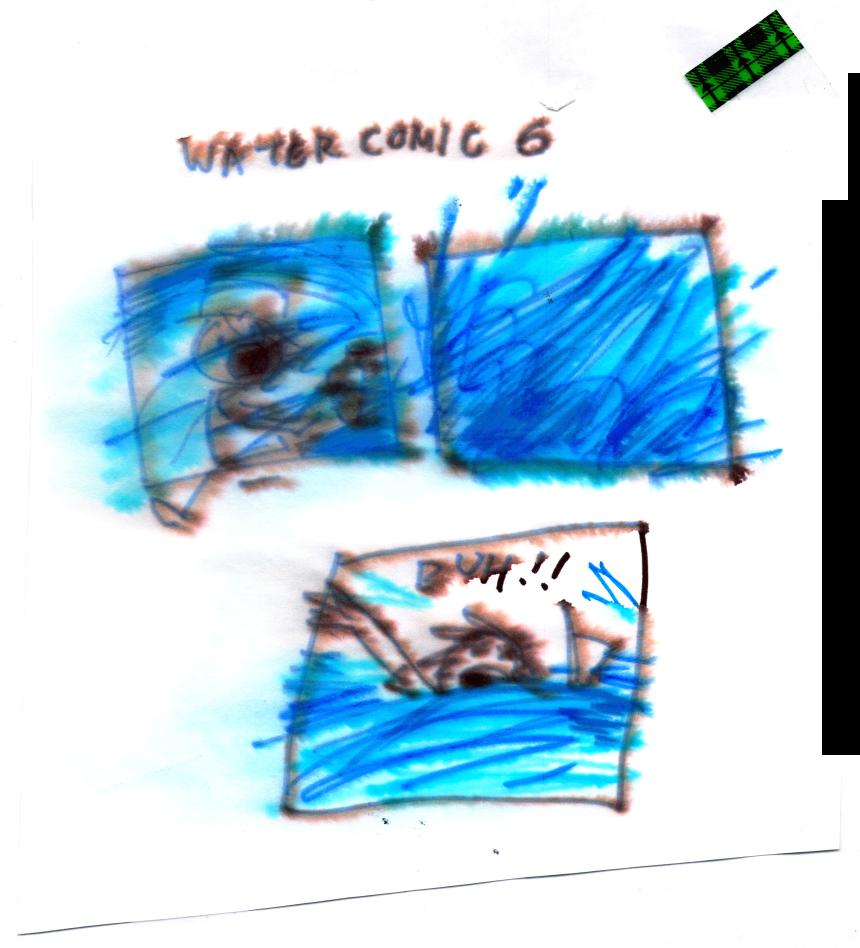 Water Comic 6