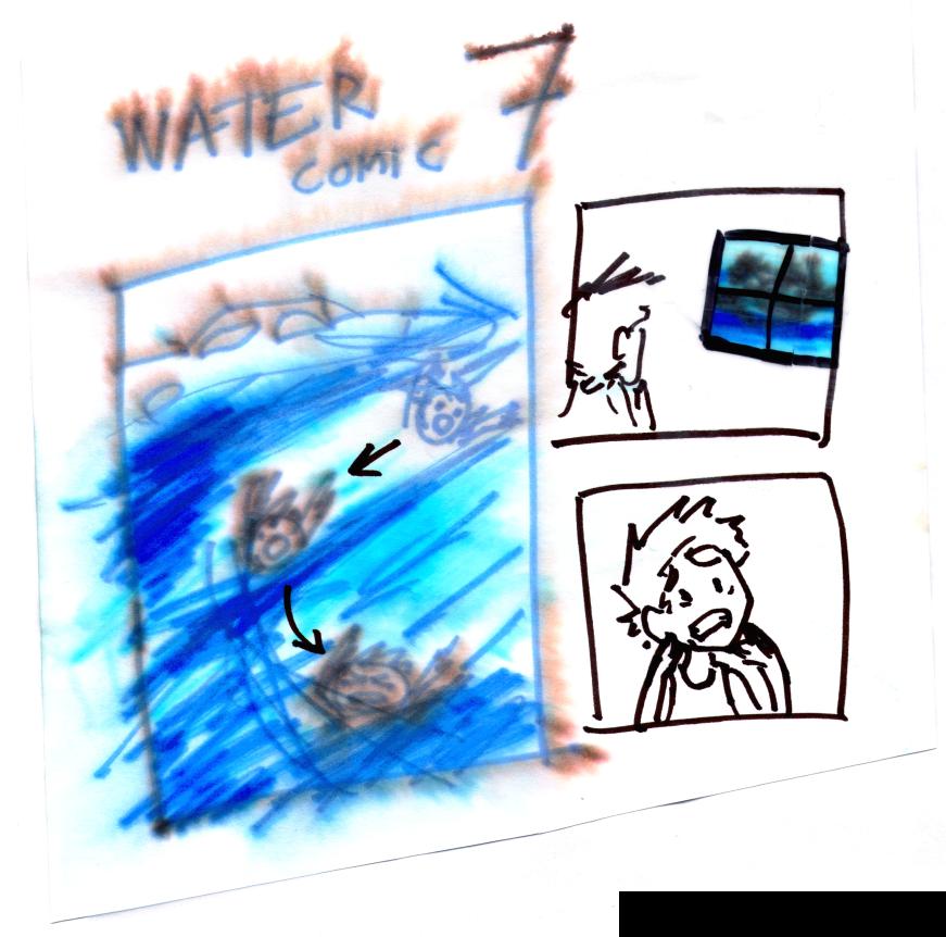 Water Comic 7