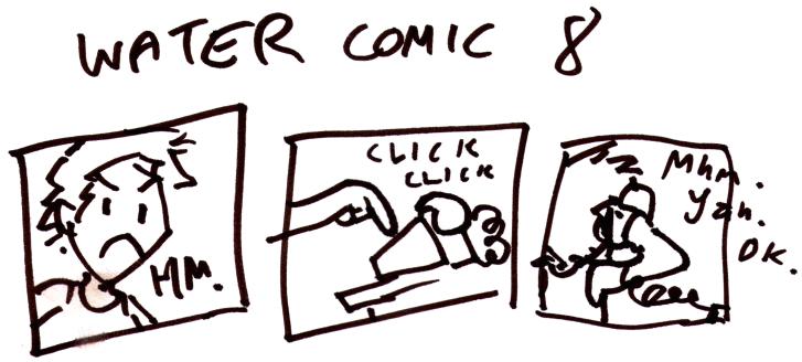 Water Comic 8