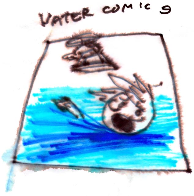 Water Comic 9
