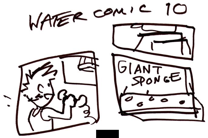 Water Comic 10