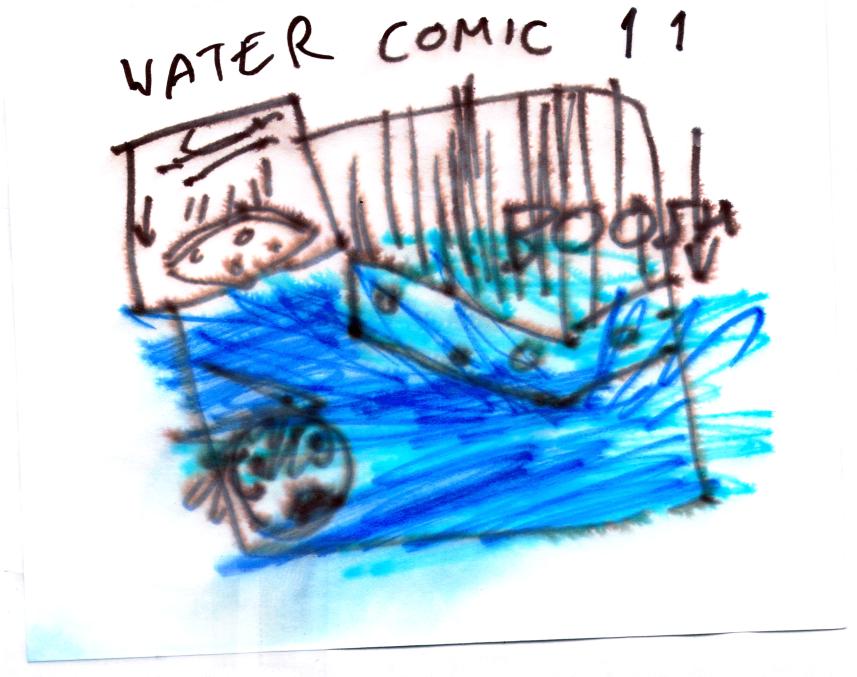 Water Comic 11