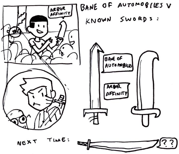 Bane of Automobiles V