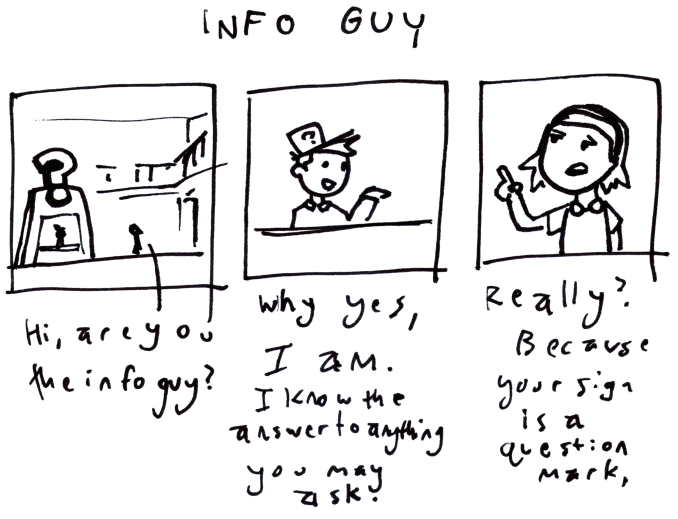 Info Guy