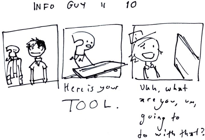 Info Guy II 10
