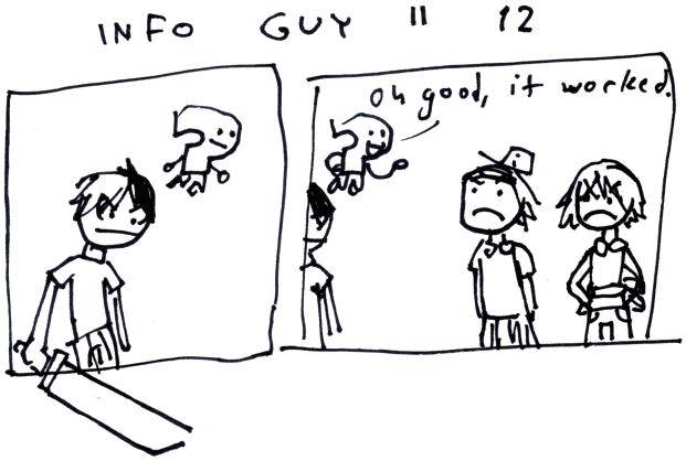 Info Guy II 12