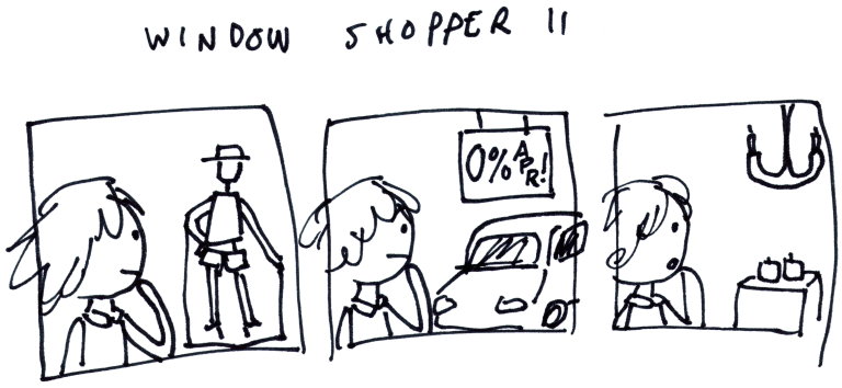 Window Shopper II