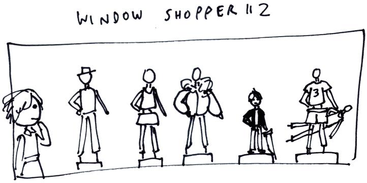 Window Shopper II 2
