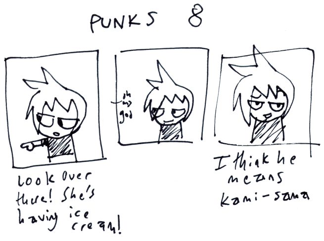 Punks 8