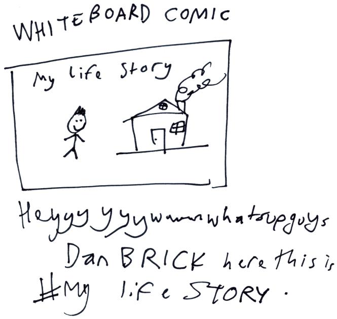 Whiteboard Comic