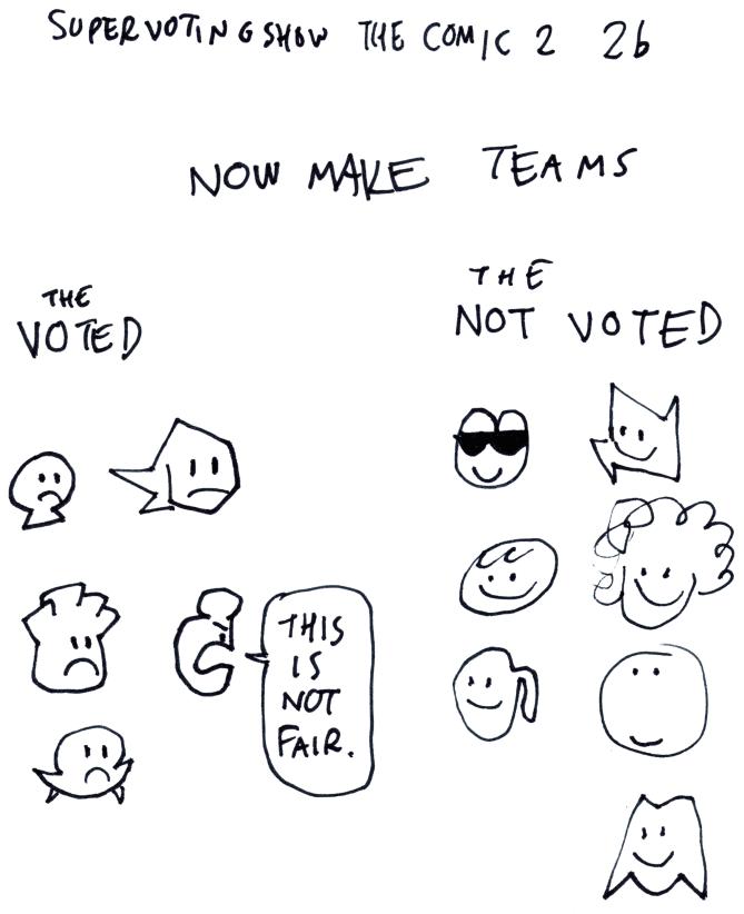 Super Voting Show the Comic 2 2b