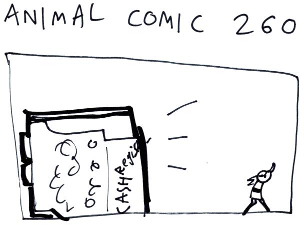 Animal Comic 260