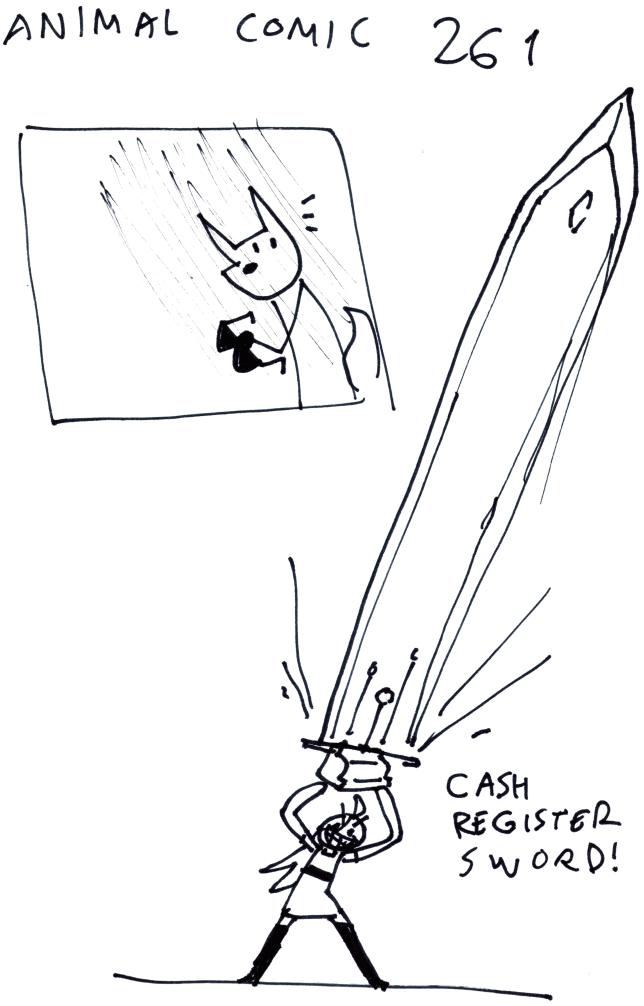 Animal Comic 261