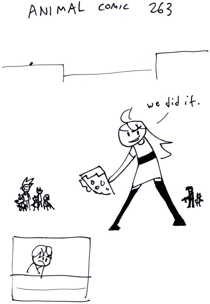 Animal Comic 263