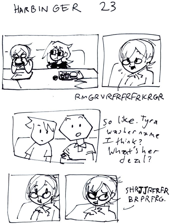 Harbinger 23