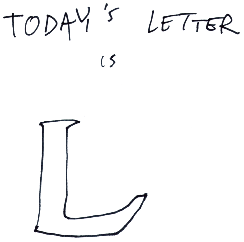 Today's Letter
