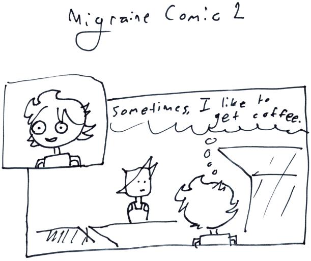 Migraine Comic 2