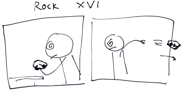 Rock XVI