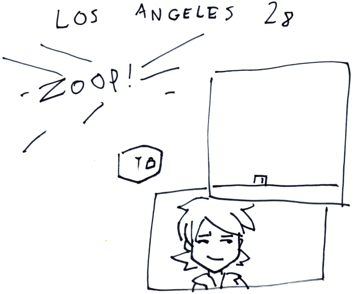 Los Angeles 28