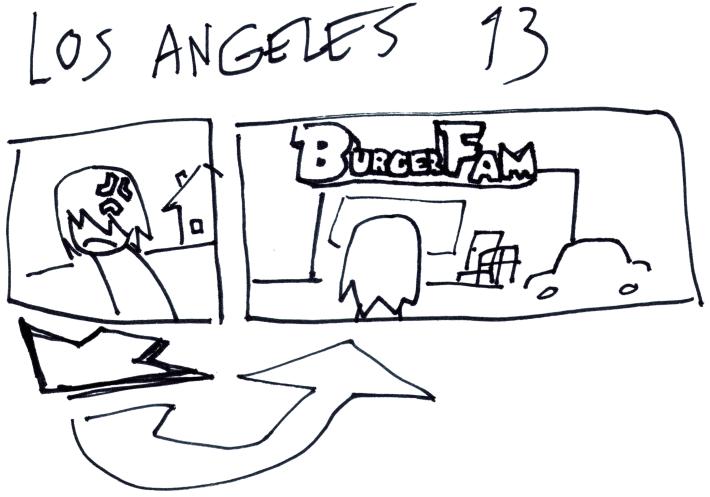 Los Angeles 13